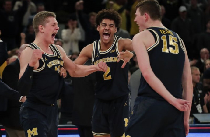 Surging Michigan will be a team nobody wants to draw on Selection Sunday