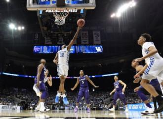 Kansas State stuns Kentucky to reach Elite Eight