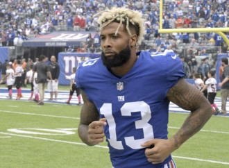 With Rams in pursuit, would you trade for Odell Beckham at the Giants' asking price?