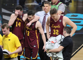 Tears and heartbreak: Loyola Chicago's raw emotion in loss shows how much tourney run meant to team