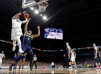 Donte DiVincenzo's one-man barrage nets Villanova its second title in three years