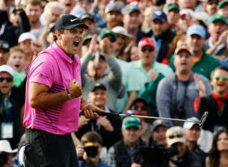 Patrick Reed withstands every challenge to win nail-biting Masters