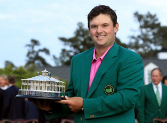 Nike Told Masters Champion Patrick Reed He Wasn't Allowed to Wear Red On Sunday