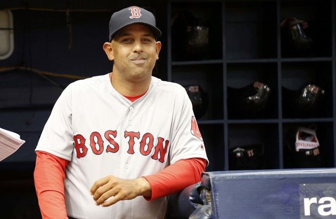 Former Manager, Player Call Alex Cora's Gesture During Sox-Yankees Brawl 'Bush-League'