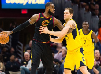 LeBron James displays his super-human ability in Game 2 victory, but can he keep holding off Pacers?