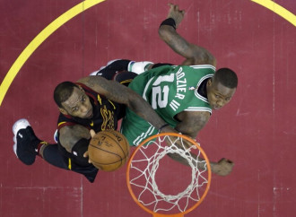 LeBron James and the Cavs remind the Celtics what they can do