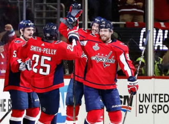 Capitals put home-ice woes behind them, outclass Golden Knights in Game 3