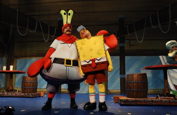SpongeBob SquarePants in Chicago theaters