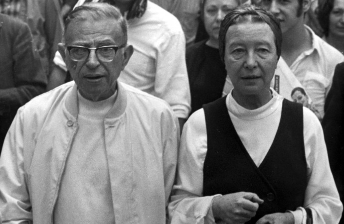 Simone de Beauvoir and Jean-Paul Sartre—the neatest love revenge you have ever heard of
