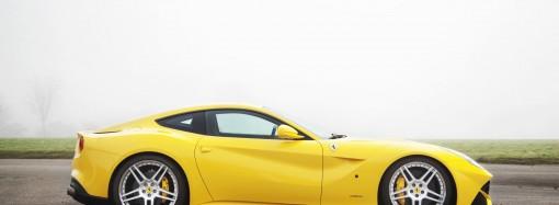 A disturber of the public peace on the yellow Ferrari claims full diplomatic immunity
