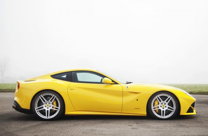 A disturber of the public peace on the yellow Ferrari claims full diplomatic immunity