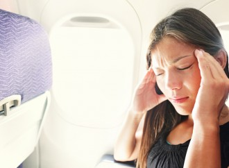 How not to turn into an asshole when you are on an airplane