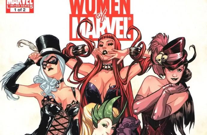 How Women Change Comics Universe