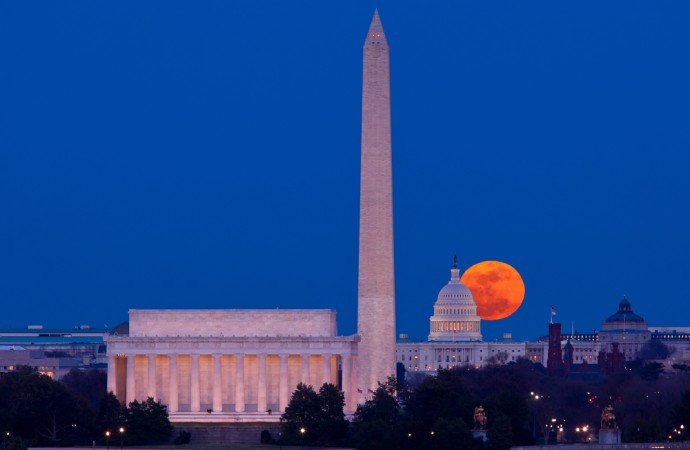 Blood Moon Rising Means Nothing Actually