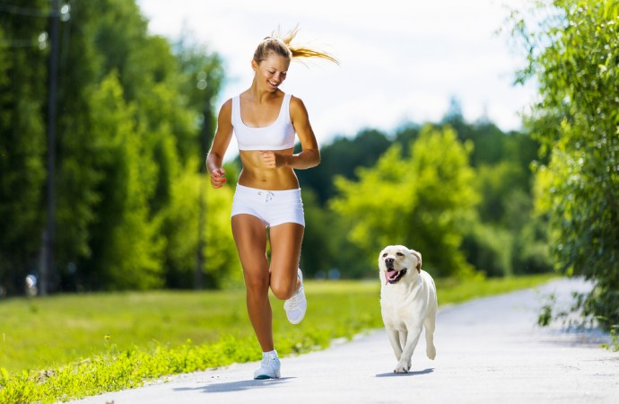 If Not to Lose Weight, Why Run Anyway?