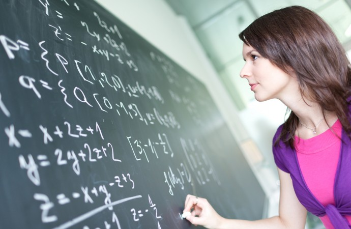 """""""Math Not for Everyone"""" Belief Discourages Kids From Becoming Scientists"""