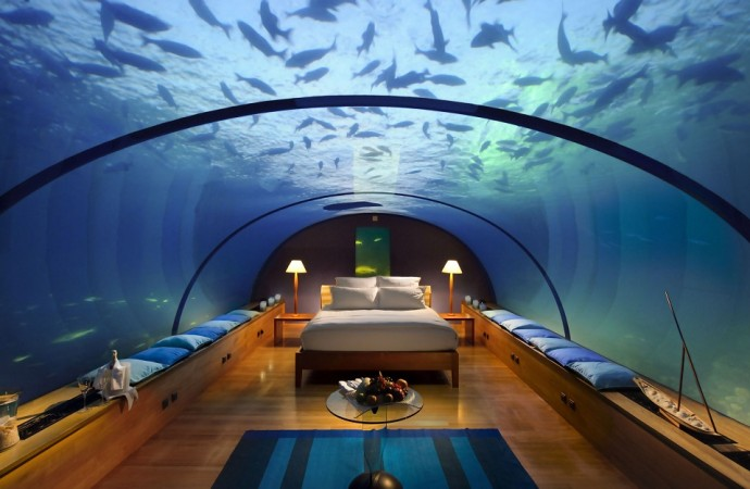 10 Most Amazing Underwater Hotels You Must Visit