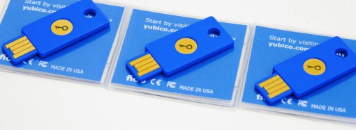 Protect your files better with new U2F security keys