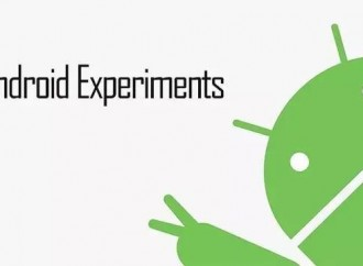 Explore abilities of Android OS via Android Experiments