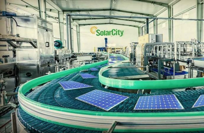 Elon Musk' SolarCity Builds World's Most Efficient Solar Panel