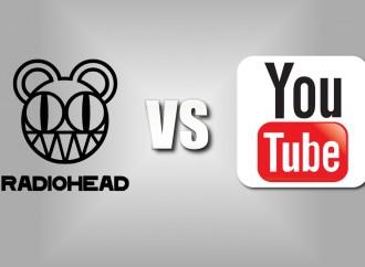 Radiohead's Frontman Thom Yorke Blames Youtube for Stealing Art