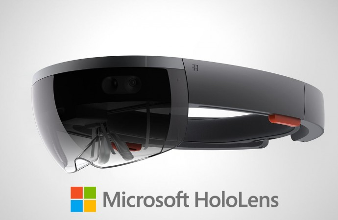 Microsoft's HoloLens: Fill Your Eyes With Holograms