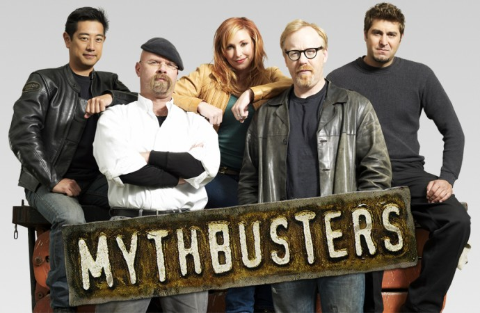 4 Greatest Physics Experiments from Mythbusters