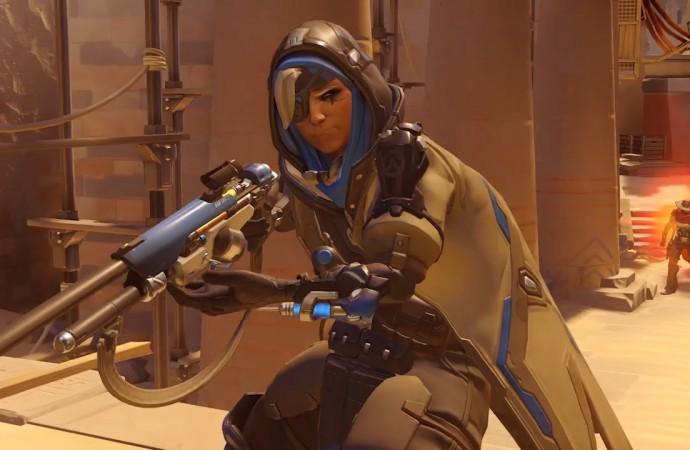 Exclusive: Overwatch designer Scott Mercer explains new hero, Ana