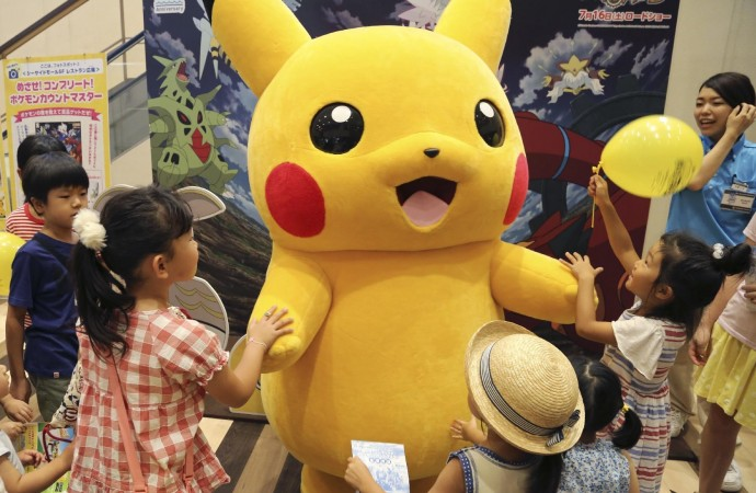 More disappointment for Japanese waiting for \'Pokemon Go\'