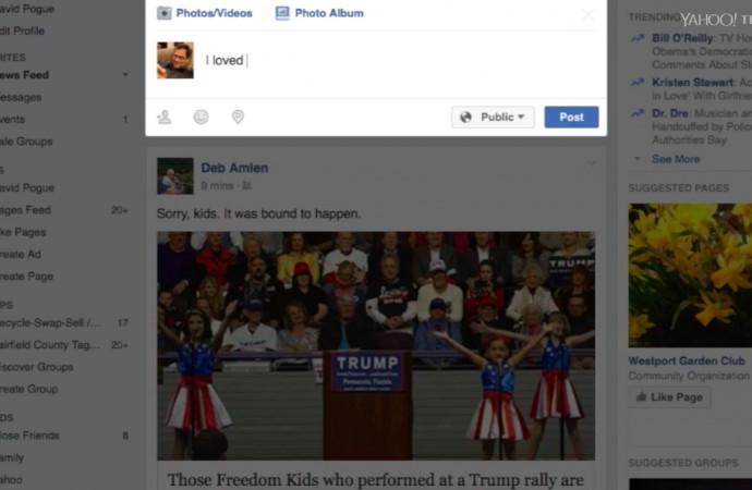 Pogue\'s Basics: Tidying up Facebook links