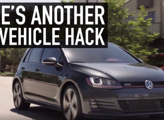 Here\'s another big vehicle hack