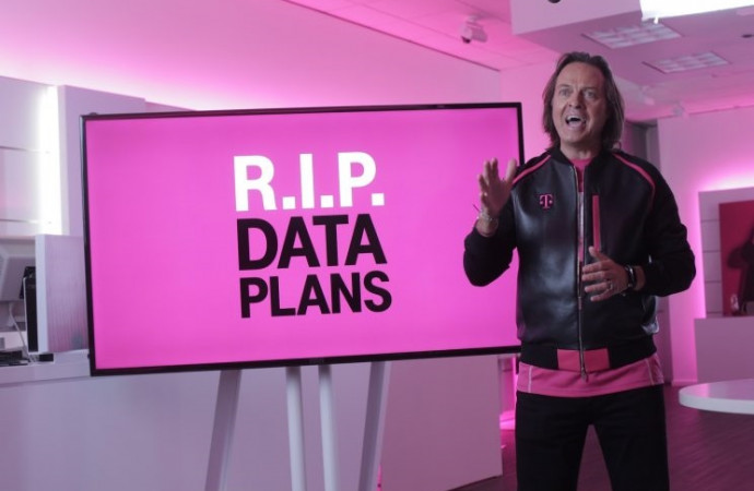 T-Mobile and Sprint's new unlimited plans aren't exactly unlimited