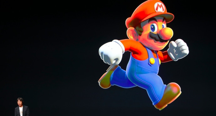 Nintendo shares skyrocket after a surprise announcement by Apple