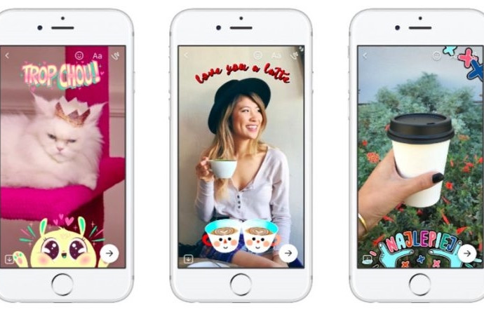 Facebook\'s latest Messenger update takes dead aim at Snapchat