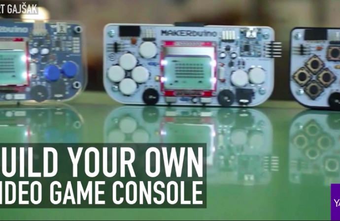 Build your own DIY video game console