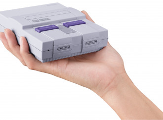 Nintendo is bringing back the Super Nintendo just in time for the holidays