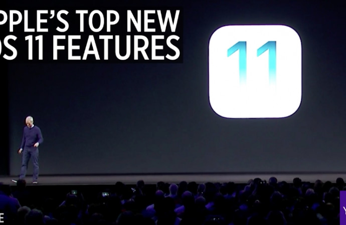 Apple's top new iOS 11 features
