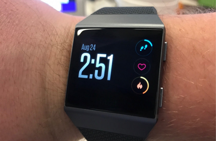 Fitbit\'s Ionic smartwatch is here to take on the Apple Watch