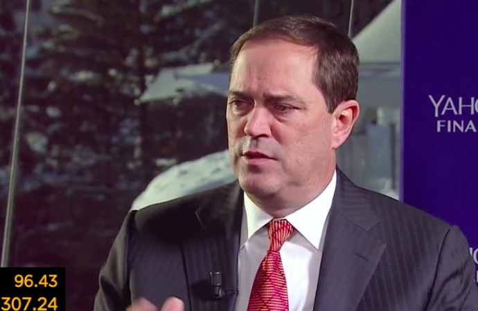 Cisco CEO: Repatriation was the most important part of tax reform