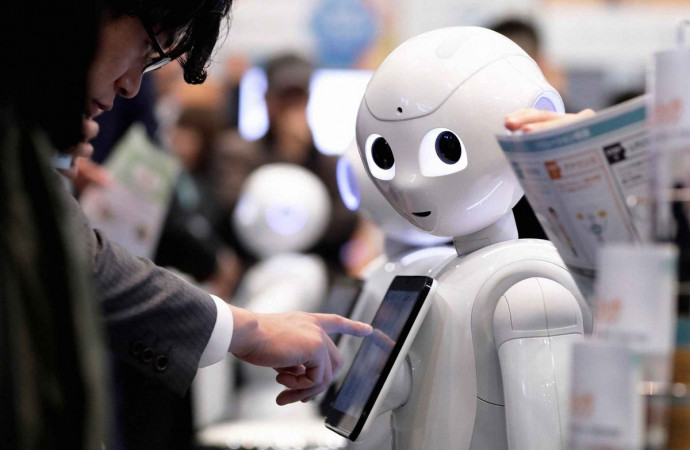 Researchers say AI will improve more jobs than it kills