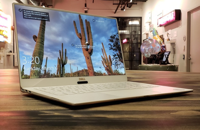 Dell\'s XPS 13 (2018) is easily one of the best laptops you can buy
