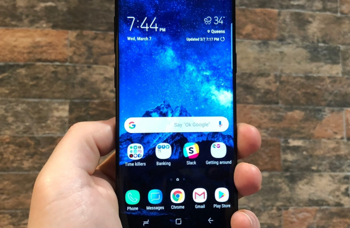 Samsung\'s Galaxy S9 and S9 Plus review: The best Android phones around
