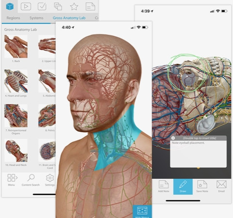 Review of this week\'s No. 1 app: Human Anatomy Atlas 2018