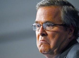 Bush's position still isn't clear