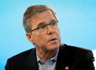 Jeb Bush compares Donald Trump and Hillary Clinton