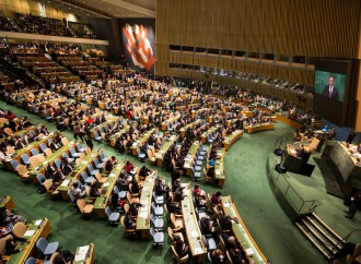 UN's 70th General Assembly: World Leaders Gather to Find a Solution of The Global Problems