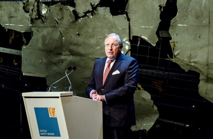 Dutch Safety Board's Report: MH17 Shot By Russian-Made Missile