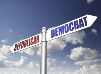Republican and Democratic Party Fundraising Dominated by Upstart Candidates