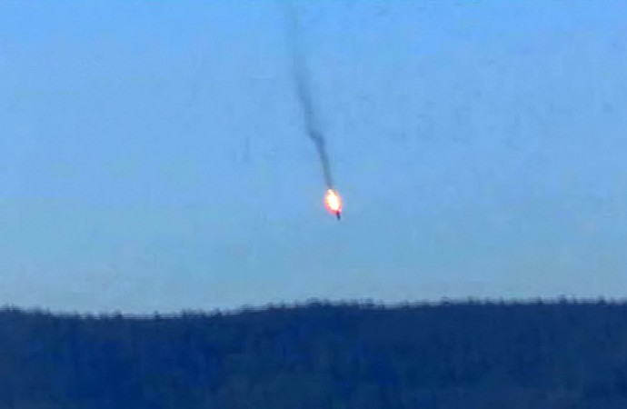 NATO Shoots Down Russian Warplane