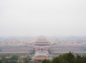 """Crazy Bad"" Level of Pollution: Beijing Issues First ""Red Alert"" Over Smog"